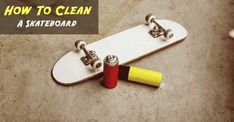 How-to-Clean-a-Skateboard