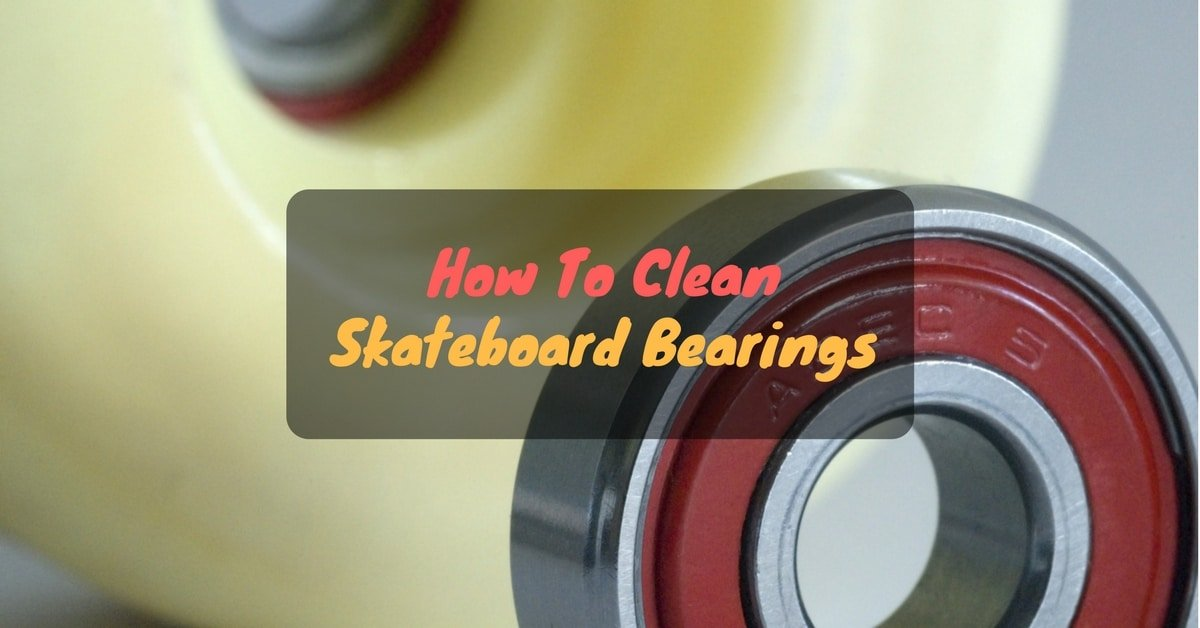 Image result for How To Clean Skateboard Bearings?""