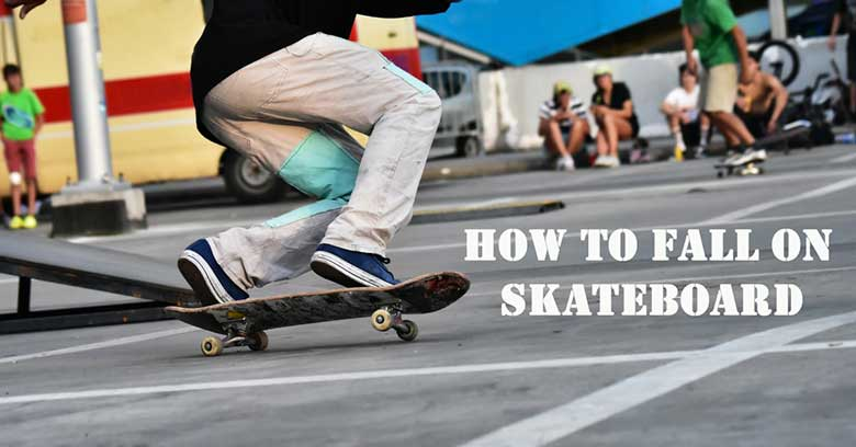 how-to-fall-skateboard