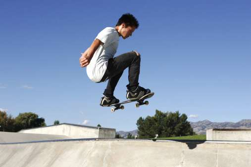 residents say they want the city to build a skateboard park