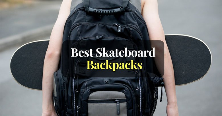 best-skateboard-backpacks