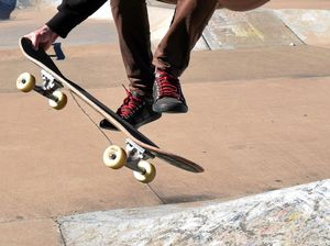 Reclaim your sport with skate