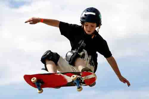 Differet Types Of Skateboards For Beginners