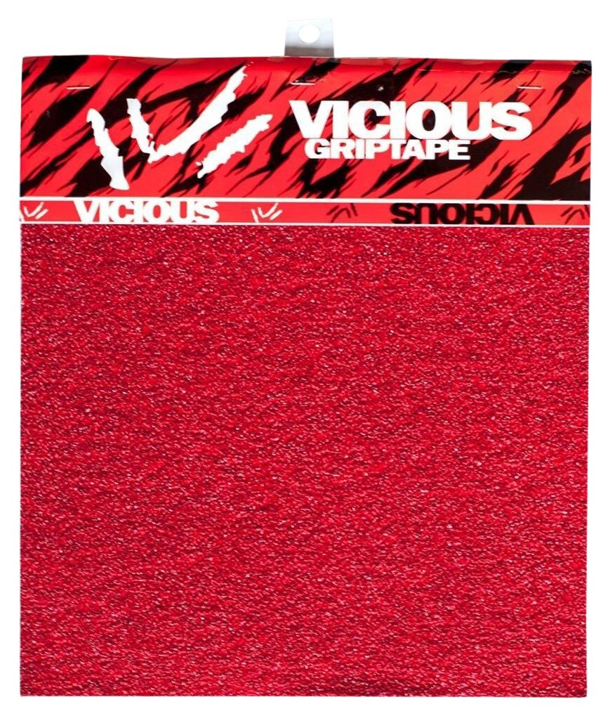Vicious Griptape Coarse Longboard and Skateboard Grip Tape